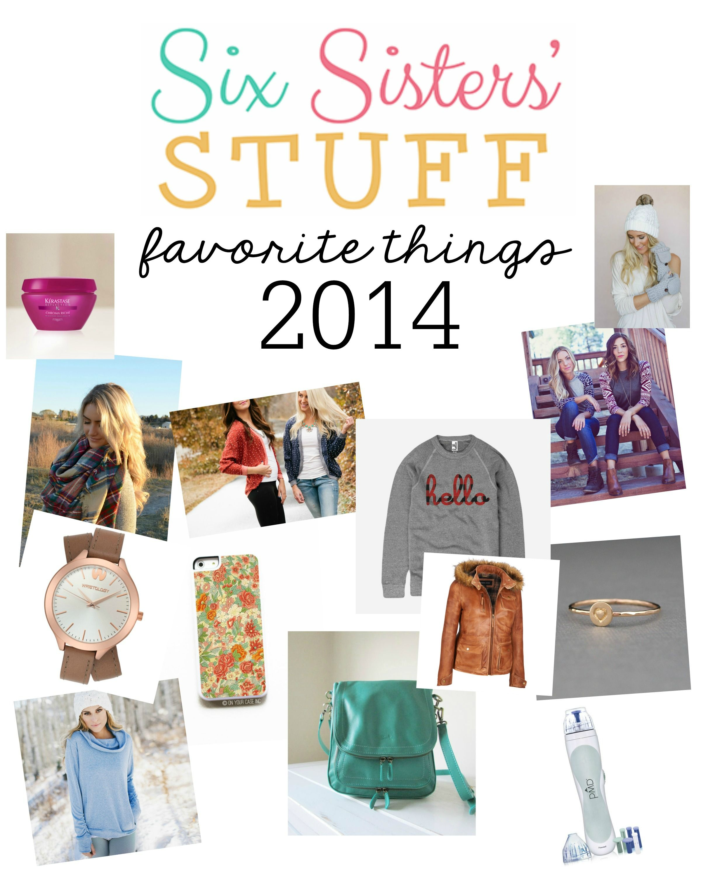 Six Sisters\' Stuff Favorite Things 2014! The ultimate holiday gift ...