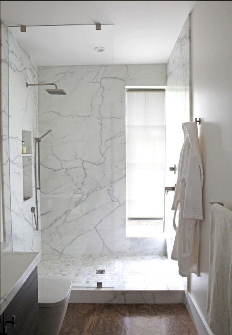 89 Lovely Bathroom Shower Remodel Ideas Bathroom Design Decor White Marble Bathrooms Bathroom Remodel Shower