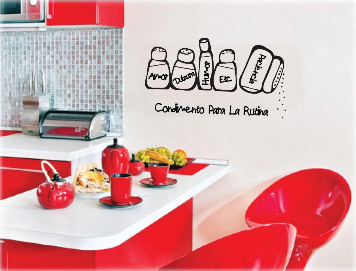 vinilos-decorativos-cocina-comedor-frases-12527 ...