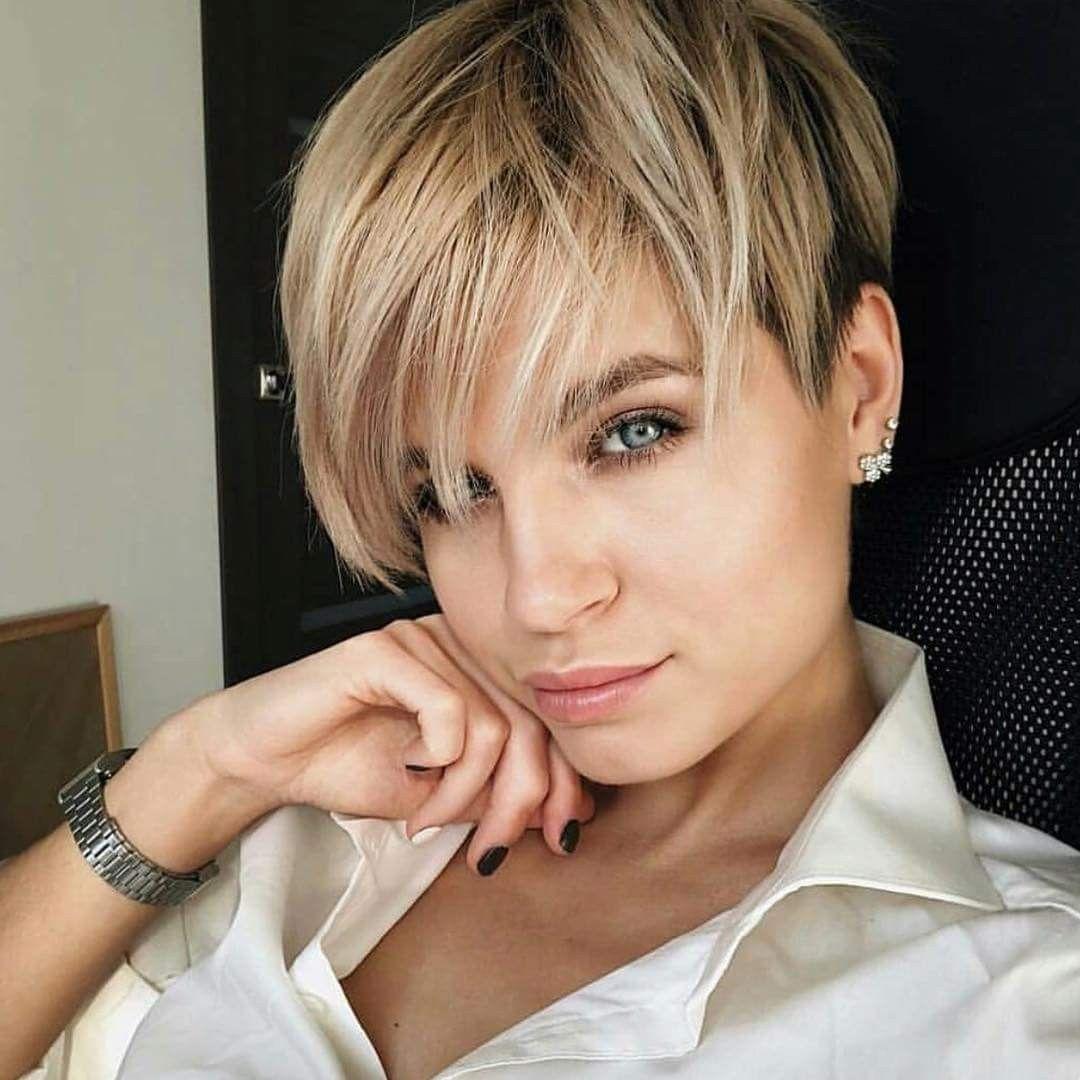 брежневой стрижки на короткие редкие волосы фото время