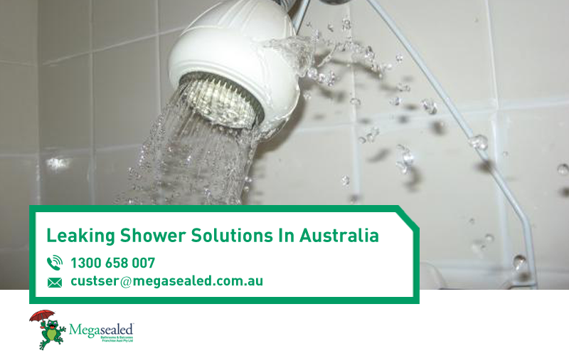 Megasealed Are Specialists In The Repairing Of Leaking Showers