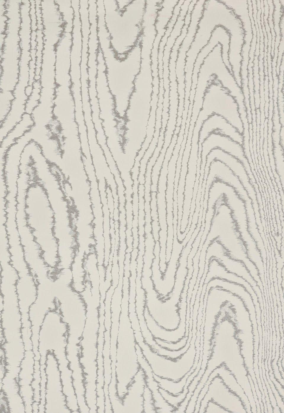 Faux Bois Wallpaper faux bois wallcovering in color silver moon. faux wood wallpaper