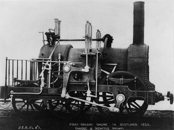 Railway history: 200 years of the steam locomotive