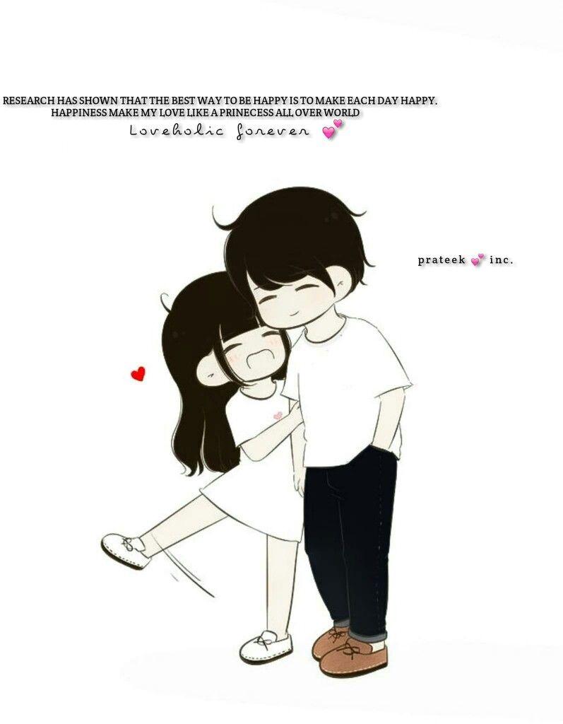L Oev E Cartoons Love Cute Love Chibi Couple