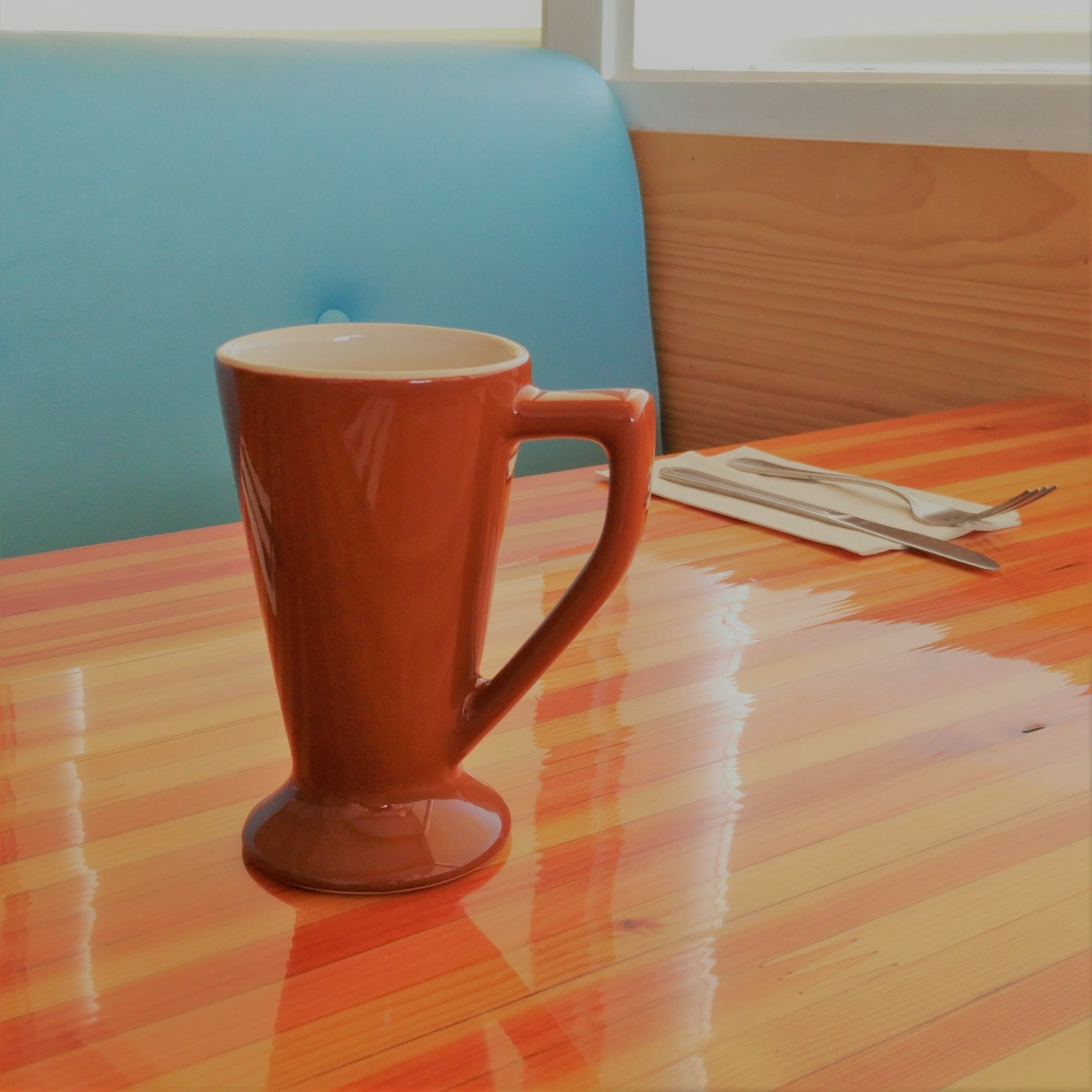 MugManufactured By Diner Original In The Usa Twin Peaks DH2Y9WEI