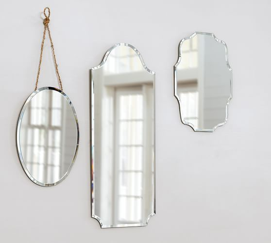 What Do You Think Of The Shape Center Mirror Not Sure If We