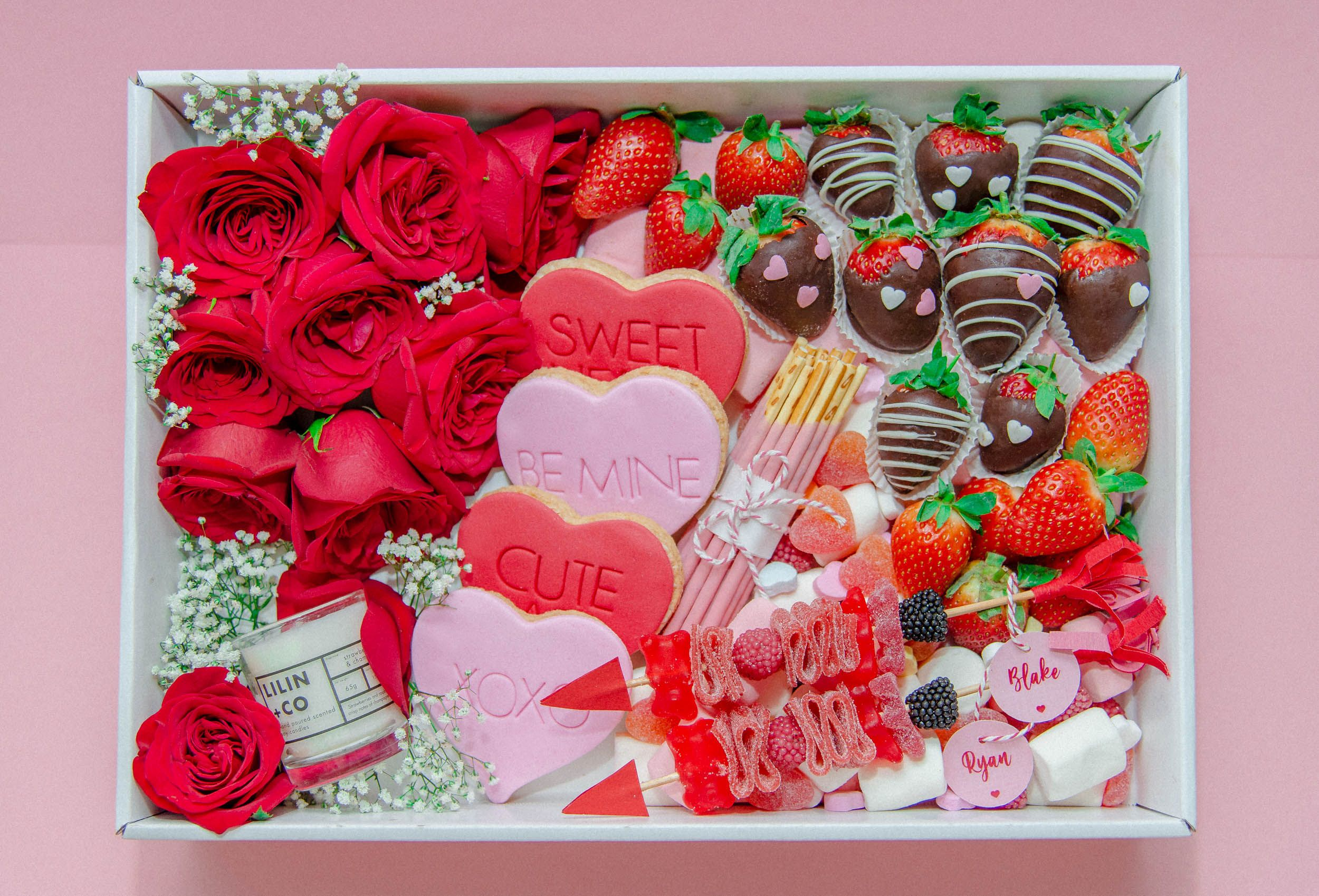 [Limited] Valentine's Gift Love So Sweet ♡ in 2020