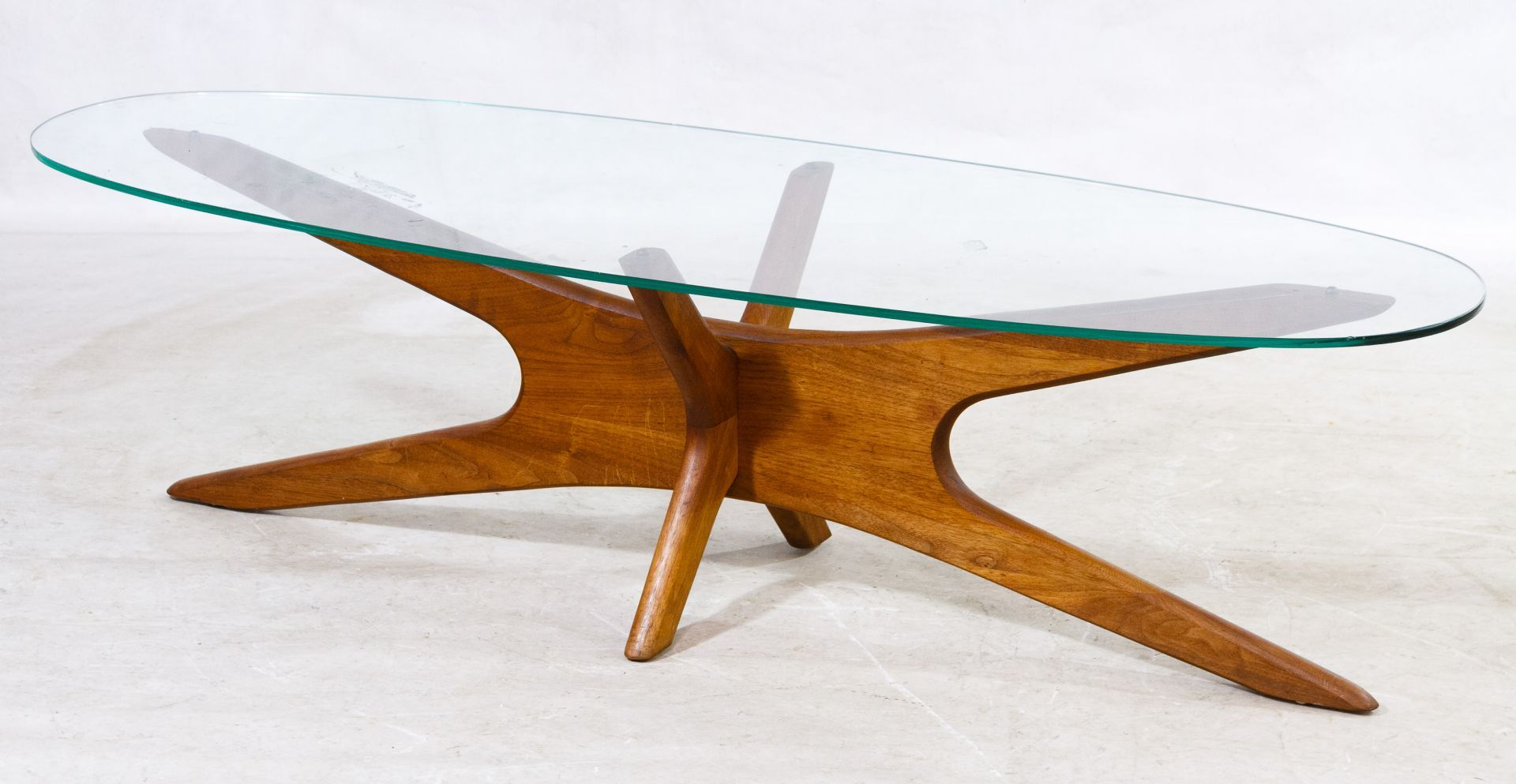 Cool Lot 61 Mid Century Modern Jacks Coffee Table By Adrian Home Interior And Landscaping Oversignezvosmurscom