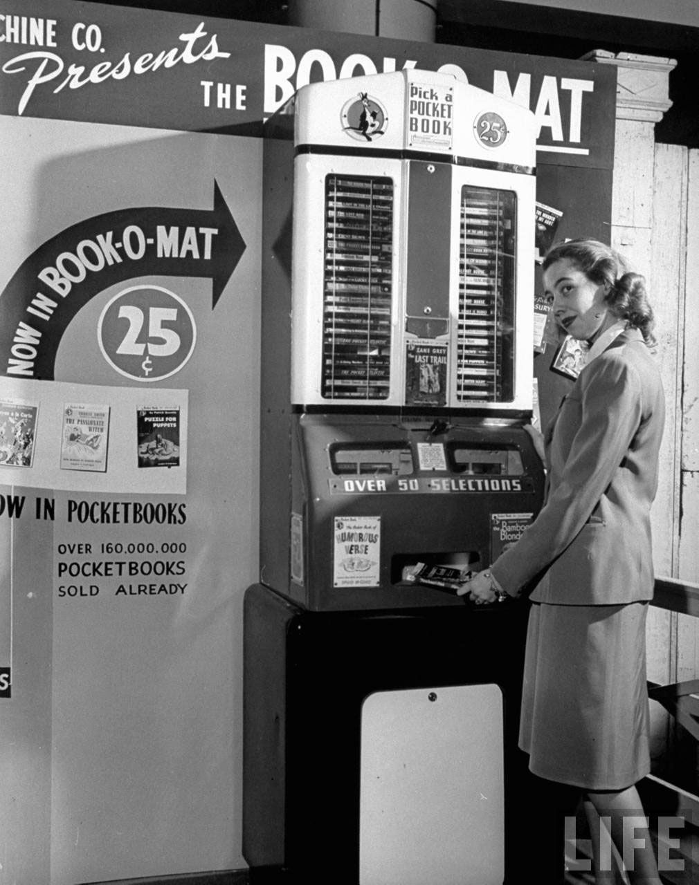 Time Capsule: Vintage Coin-Operated Machines (Life Magazine