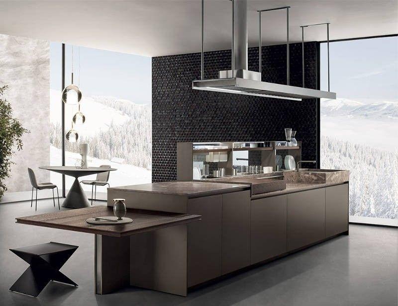 Cucine ERNESTOMEDA | Progetto casa, Cappa cucina, Banconi