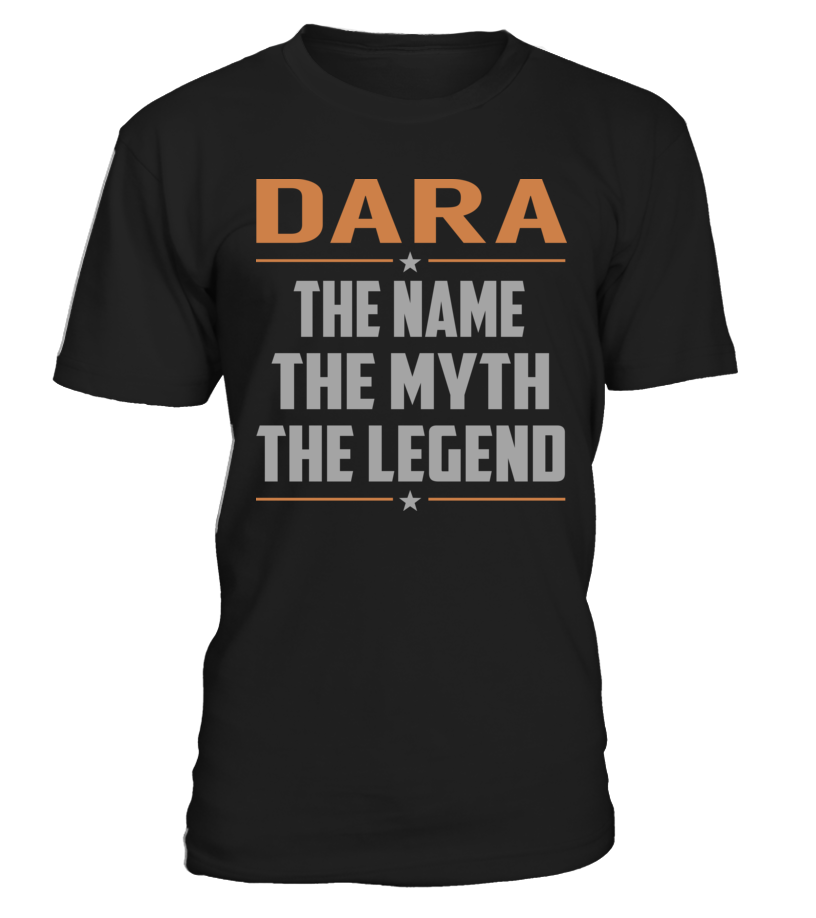 DARA The Name, Myth, Legend #Dara