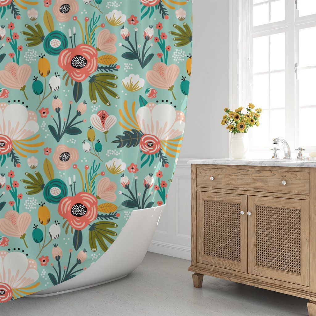 Pin On Kids Shower Curtains At Zeppi Prints