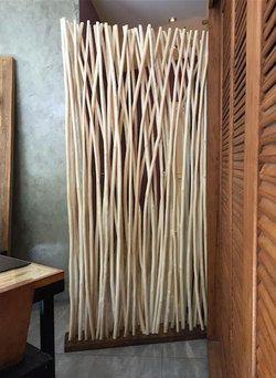 paravant bois cloison bois