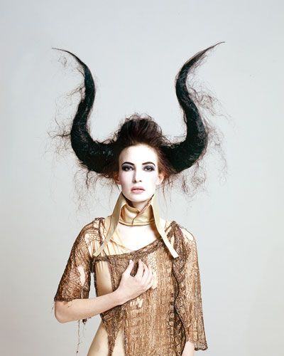 strange hair styles create robert s theatrical hair hairdressers journal 8290
