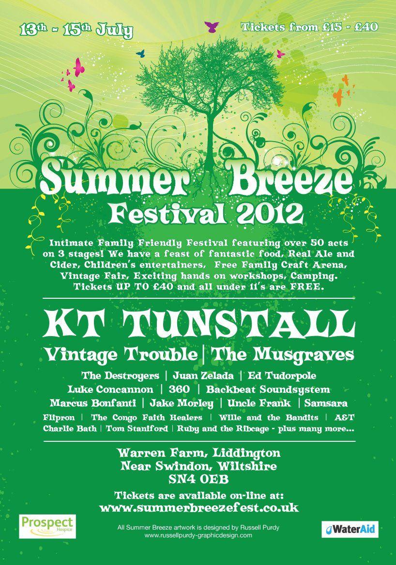 summer breeze music festival