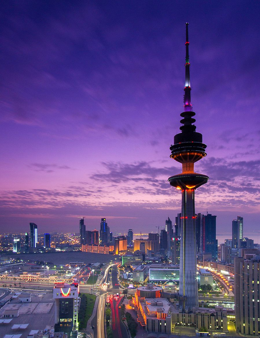 Liberation Tower | Kuwait (by Mohammad Awadh) | Cityscapes ...