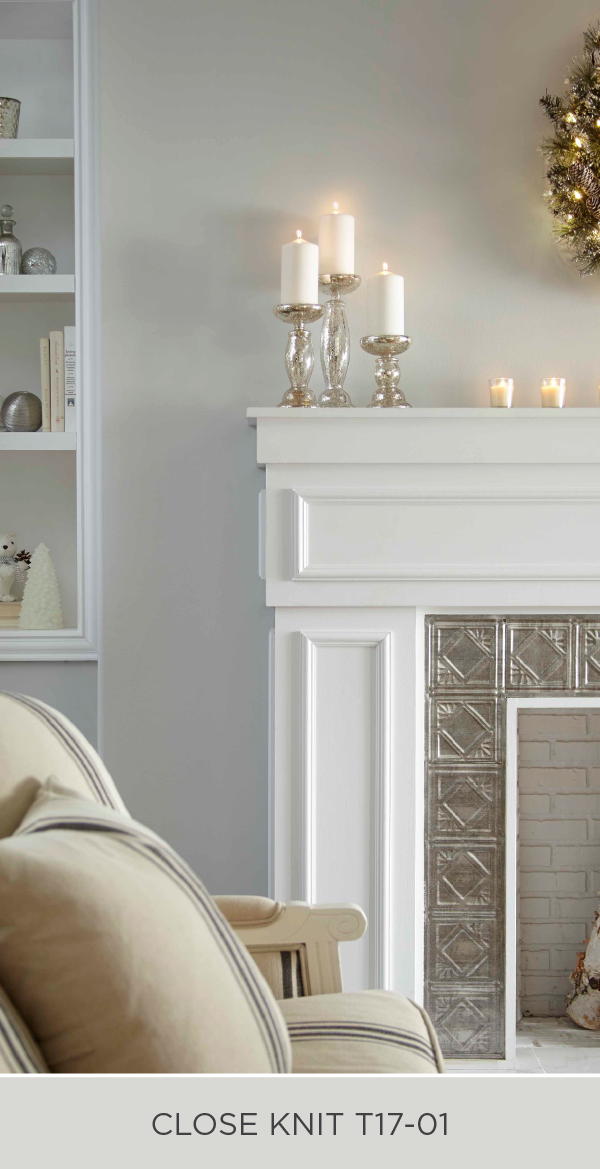 These colors will help the space feel larger and more airy. If you've been looking for a light neutral color to ...