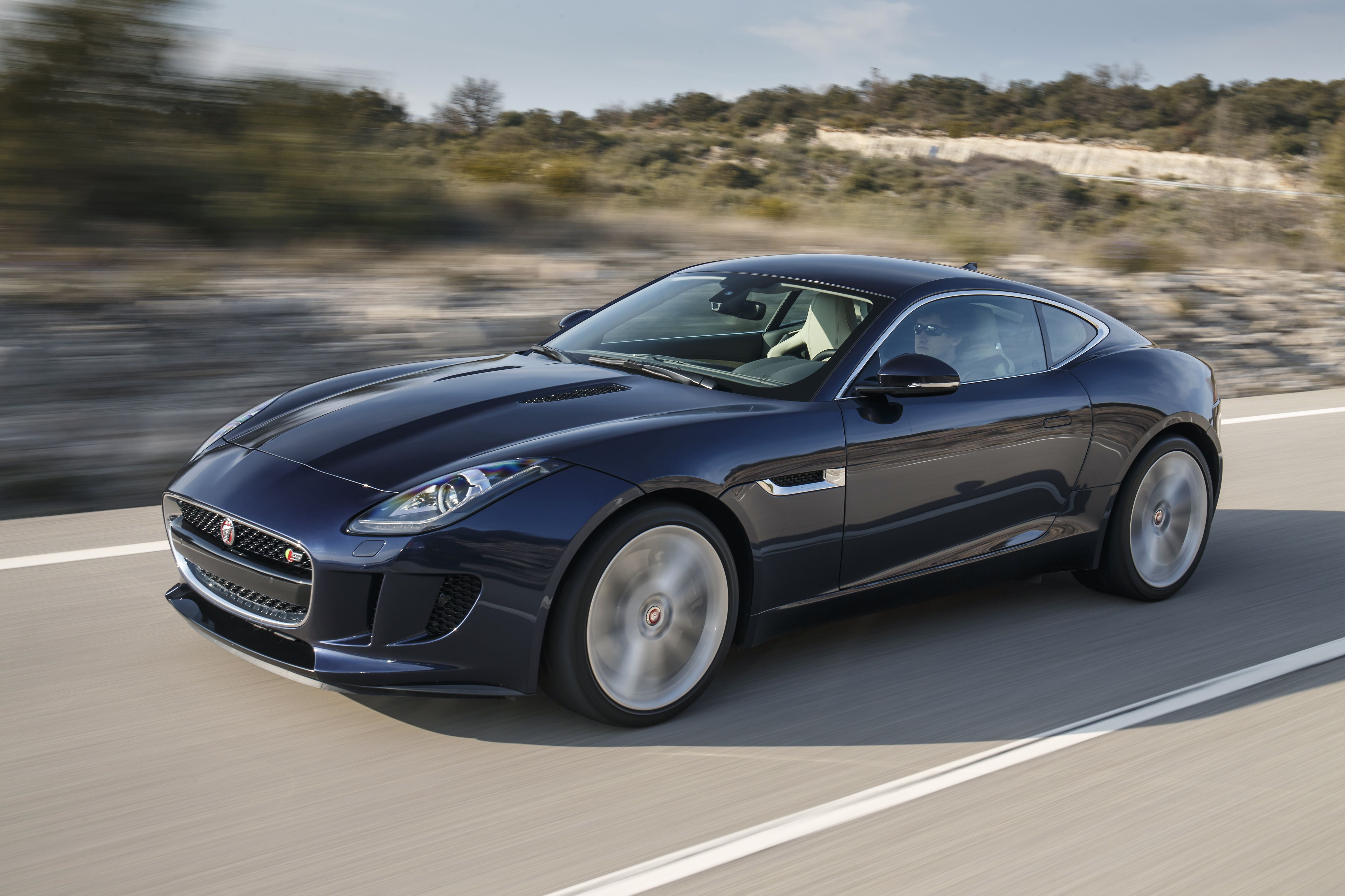 F type coupe will lead jaguar land rover premium car assault http