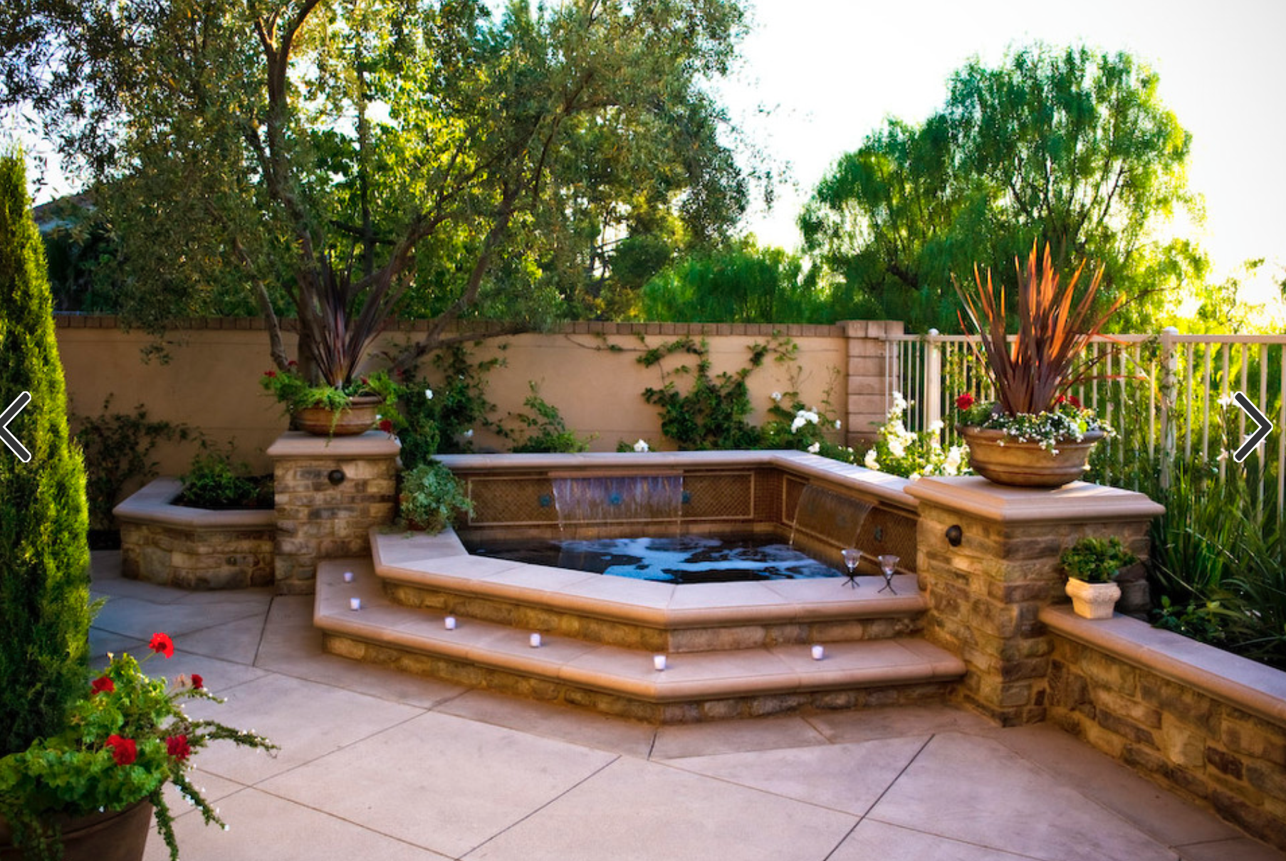 Amazing Small Backyard Jacuzzi Ideas Tyuka Info Hot Tub