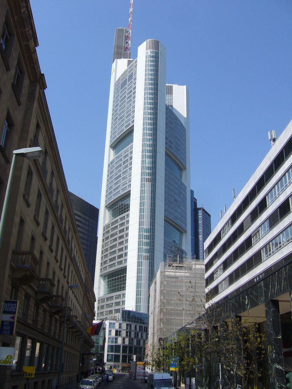 frankfurt germany buildings Google Search Architecture