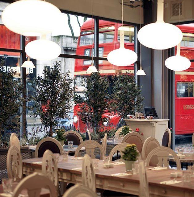 Aubaine London Kensington And Chelsea London Restaurants Kensington