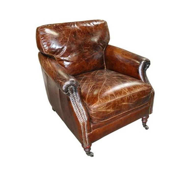 vintage leather arnold club chair products pinterest vintage