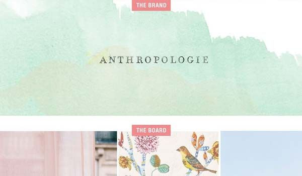 20 Artistic Watercolor Website Designs Watercolor Design Web