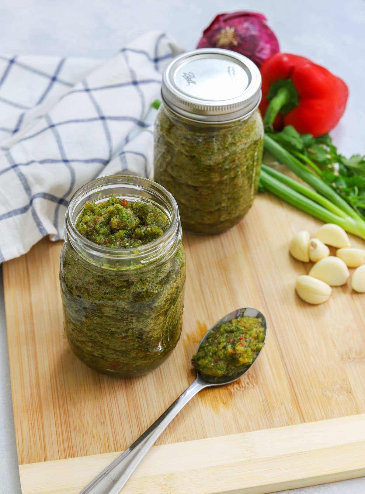 Latin Sofrito / Sazon Recipe Sofrito recipe, Healthy