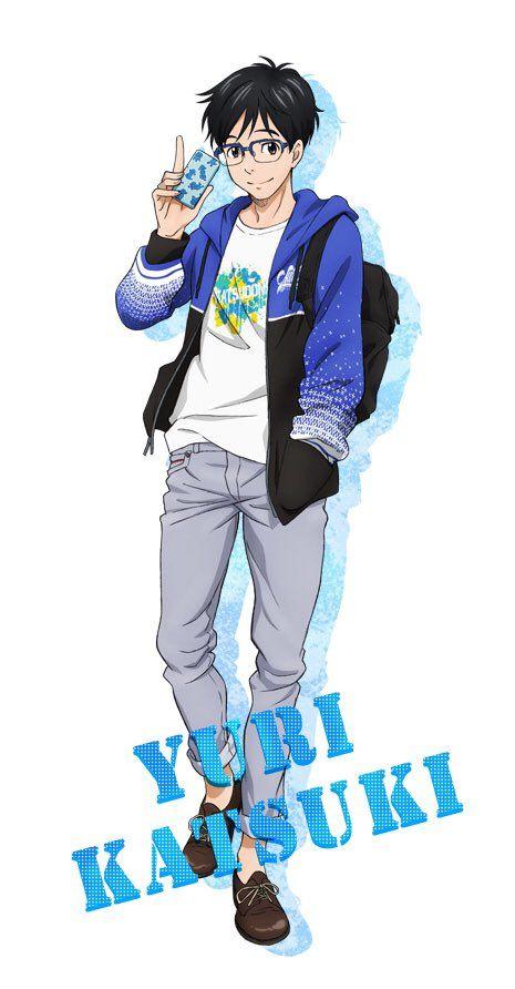 Yuri On Ice Official Art