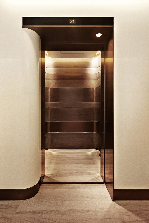 Elevator Cab Designer Via Hong Kong 家 エレベーター 室内