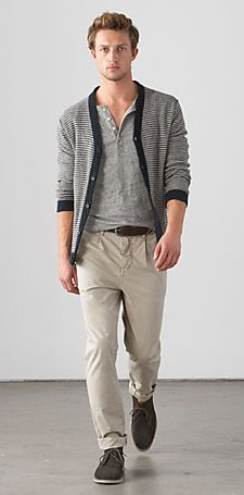 Country Road Men's Clothing - Spring/Summer Fashion 2011 | Country ...