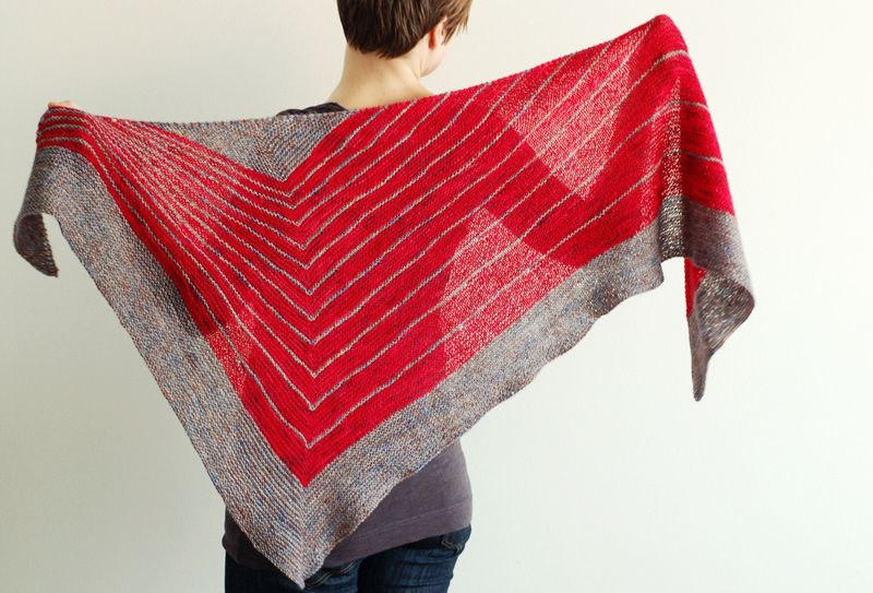 stripe study - rain knitwear designs - knitting patterns
