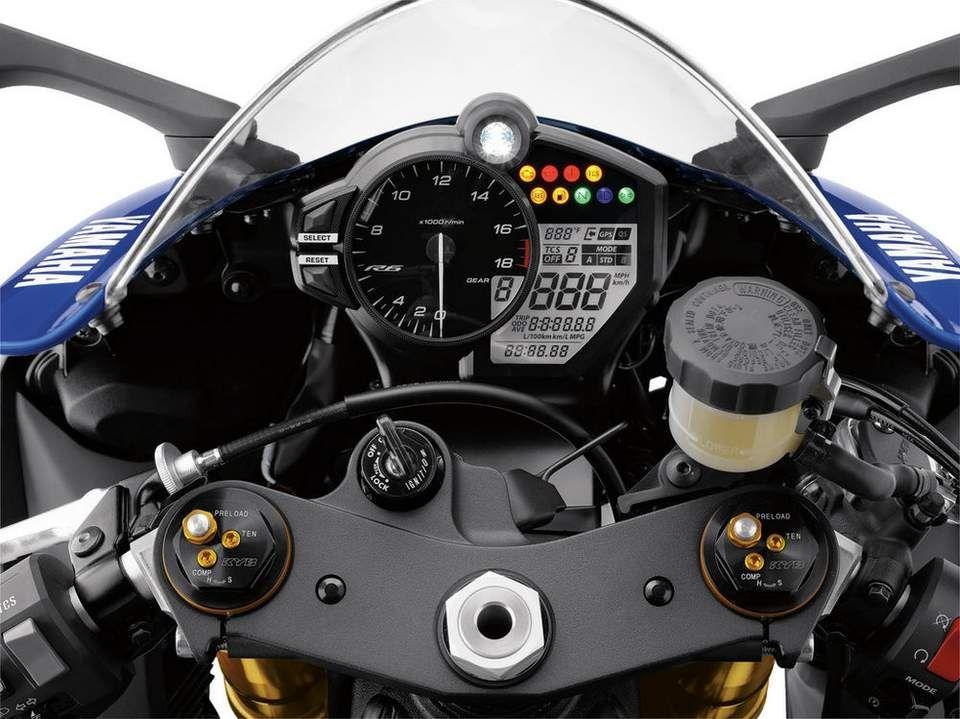 2017 Yamaha YZF R 6 Revealed Bloggaadikey Yzf