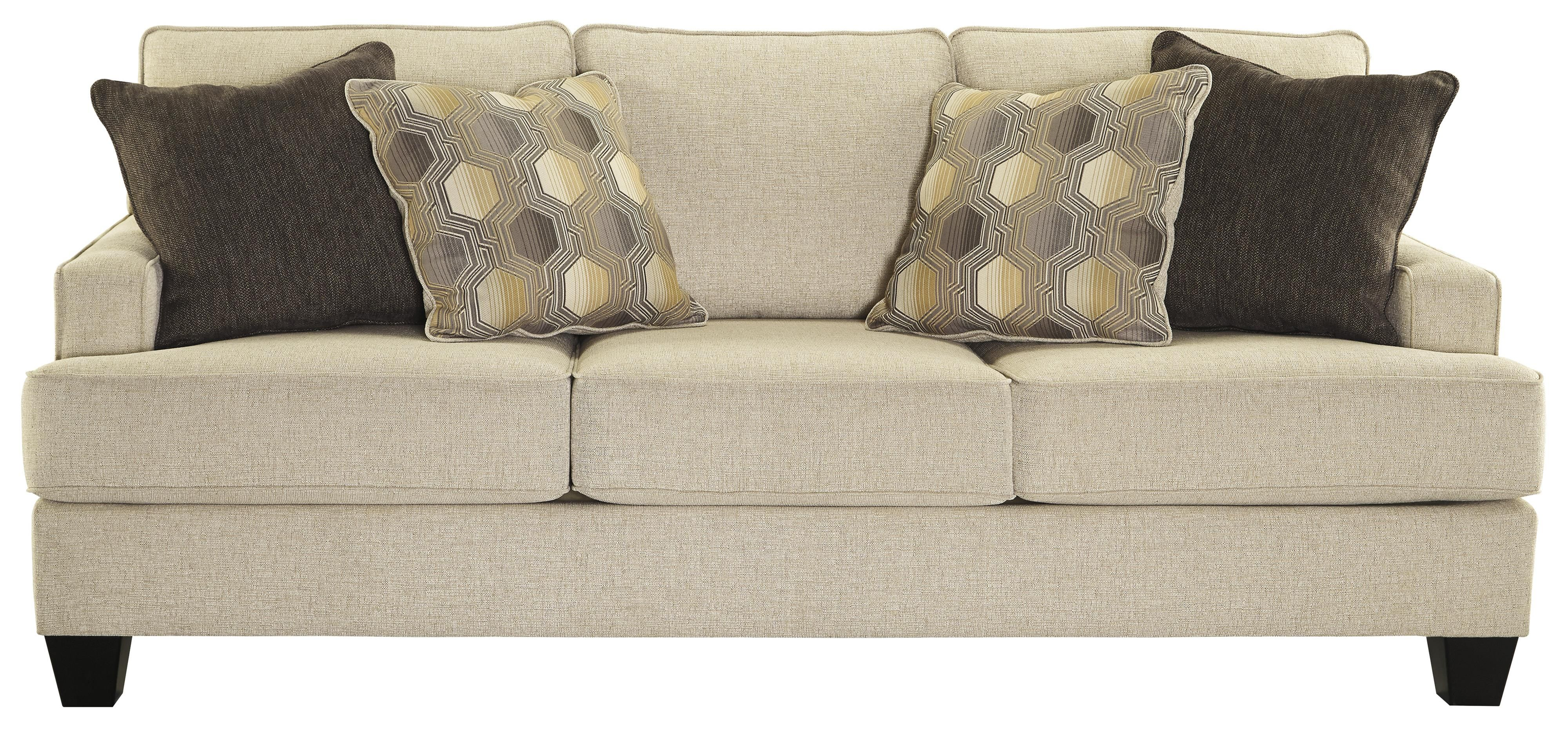 Best Brielyn Sofa With Track Arms And T Style Seat Cushions By Benchcraft Sofa S Linen Sofa Sofa 400 x 300