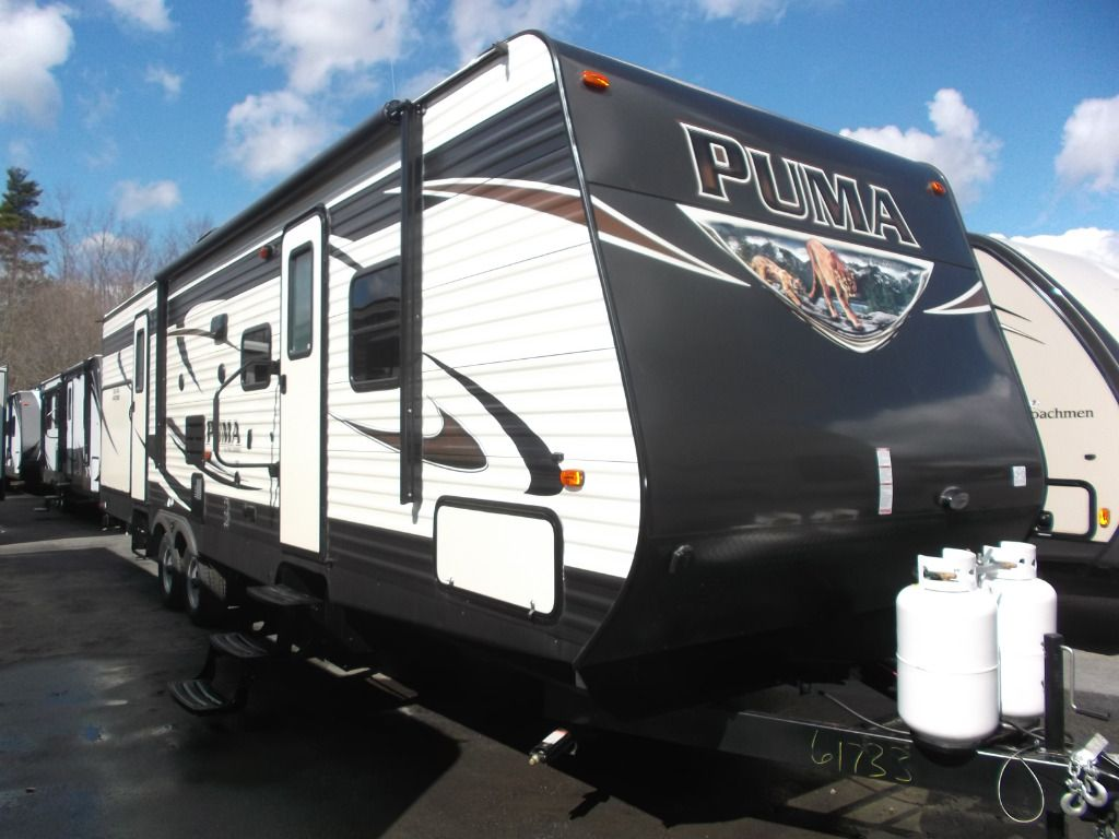 New 2016 Palomino Puma 31 Bhss Travel Trailer At Campers Inn