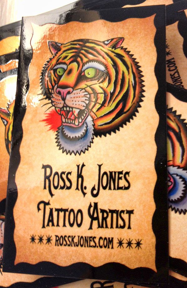 """Sticker Tutorial """"How to Make Tattoo Stickers from A"""