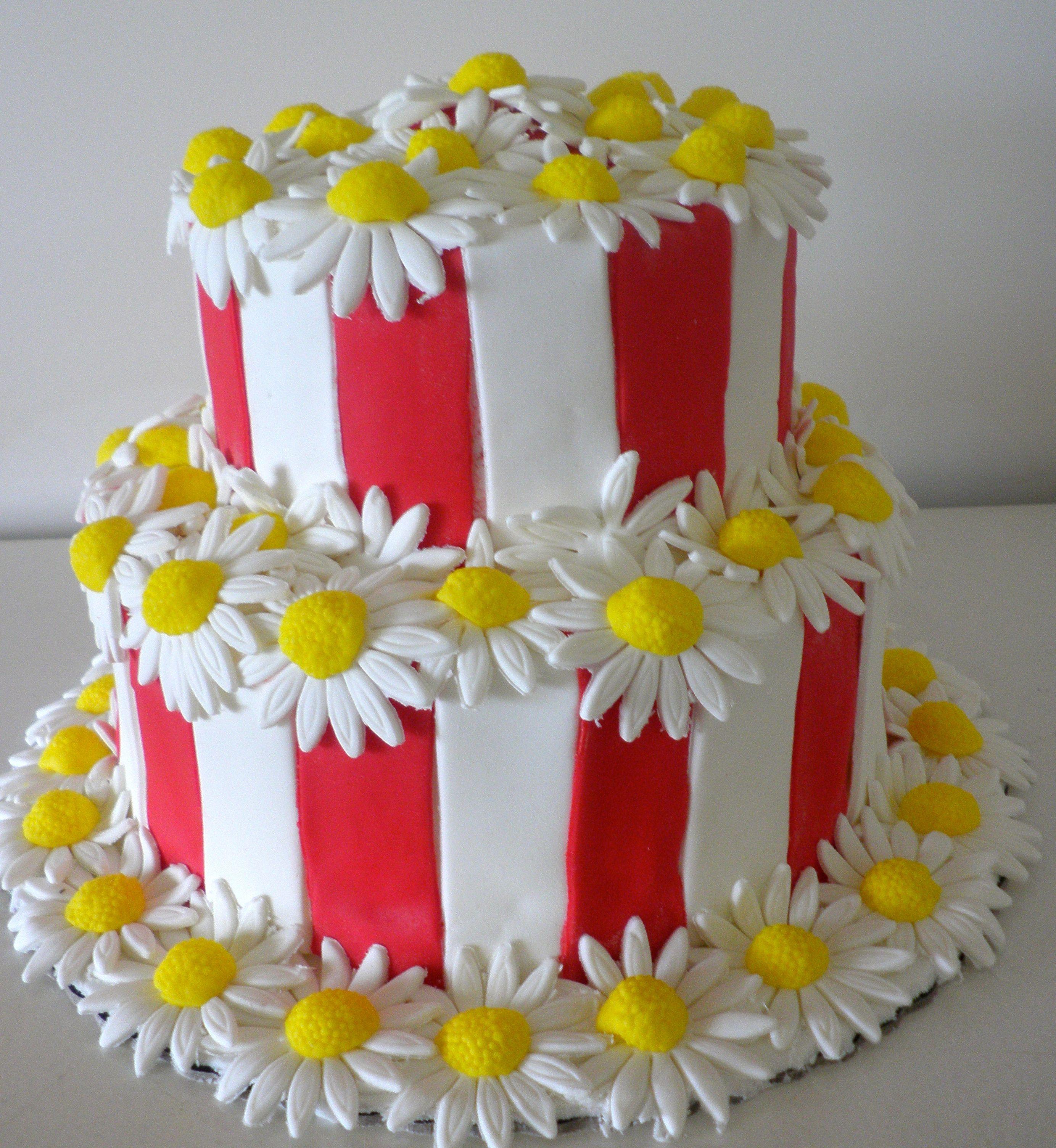 Wedding cake red stripes ideas de inspiración pinterest