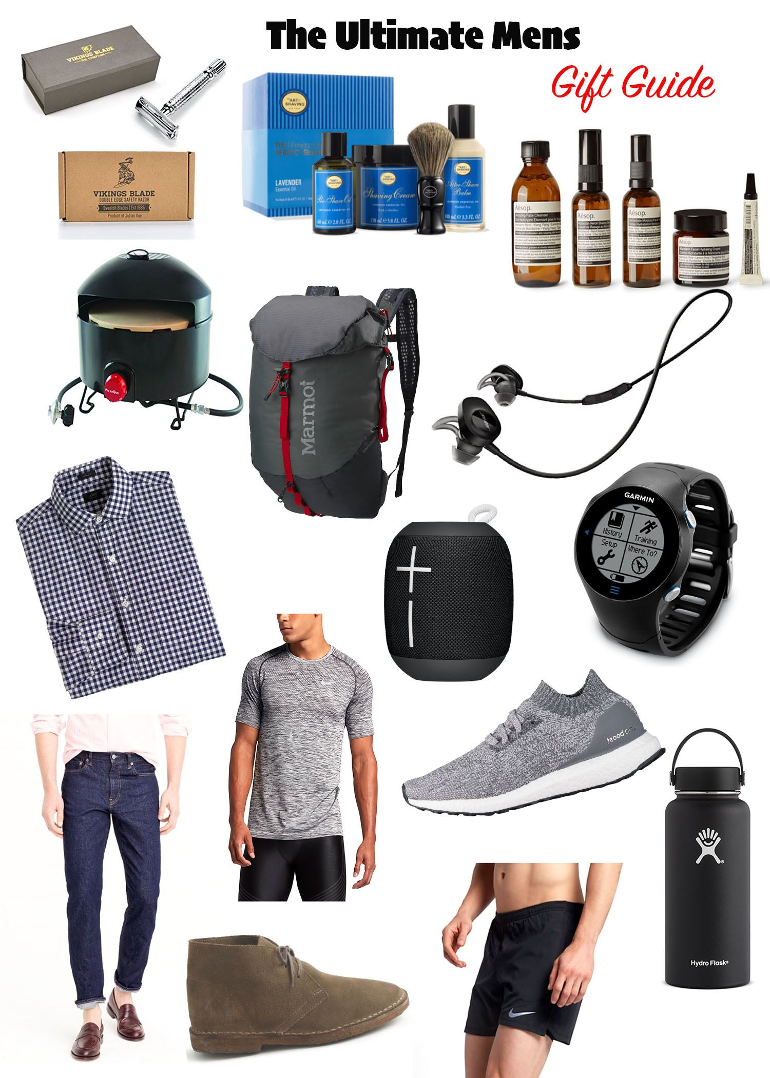 A mens gift guide from the man in my life pardon my