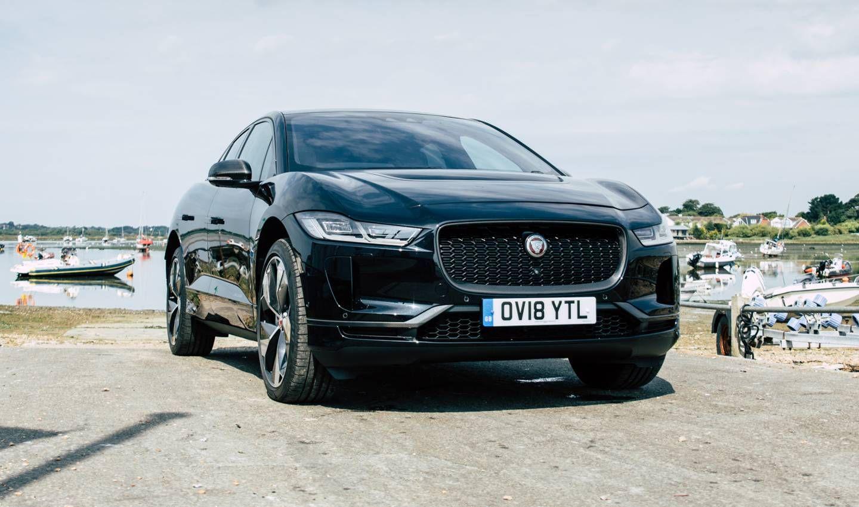 Jaguar IPace black Jaguar, Luxury cars, Black