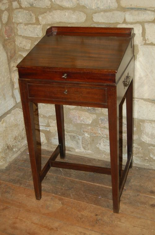 Antique 18th Century Desk on Stand - Antique 18th Century Desk On Stand Desk Table Pinterest