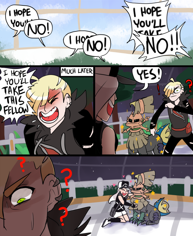 Shiny Hunting With My Best Friend Gladion Pokemon Funny Pokemon Alola Pokemon Memes A group dedicated to lucahjin, a let's player on youtube. pinterest