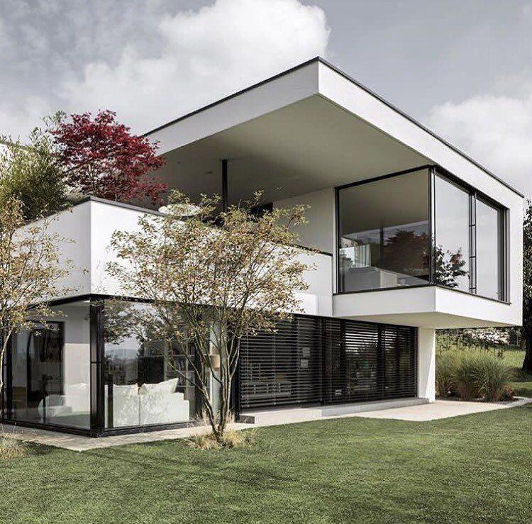 Épinglé par Hiro sur Architecture | Maison moderne ...