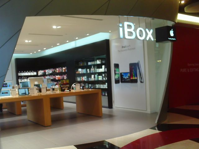 IBOX Apple Shop At Plaza Indonesia