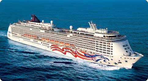 NCLs Pride Of America She Features Freestyle Dining Which - Pride of america cruise ship hawaii
