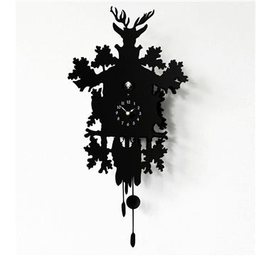 Diamantini Domeniconi Cucu Lacquered Clock Style 373 Modern Clocks Contemporary At Switchmodern
