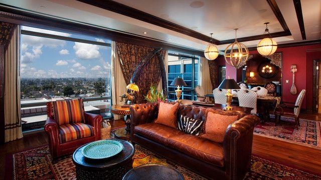The Adventureland Family Suite At Disneyland Hotel