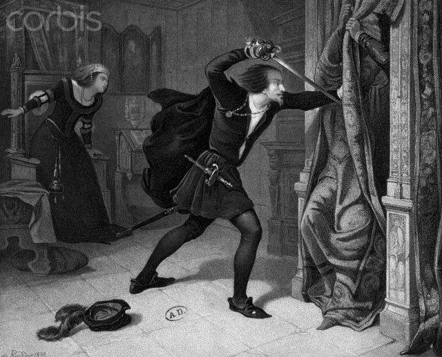 Siginificance of ghost in Hamlet Essay