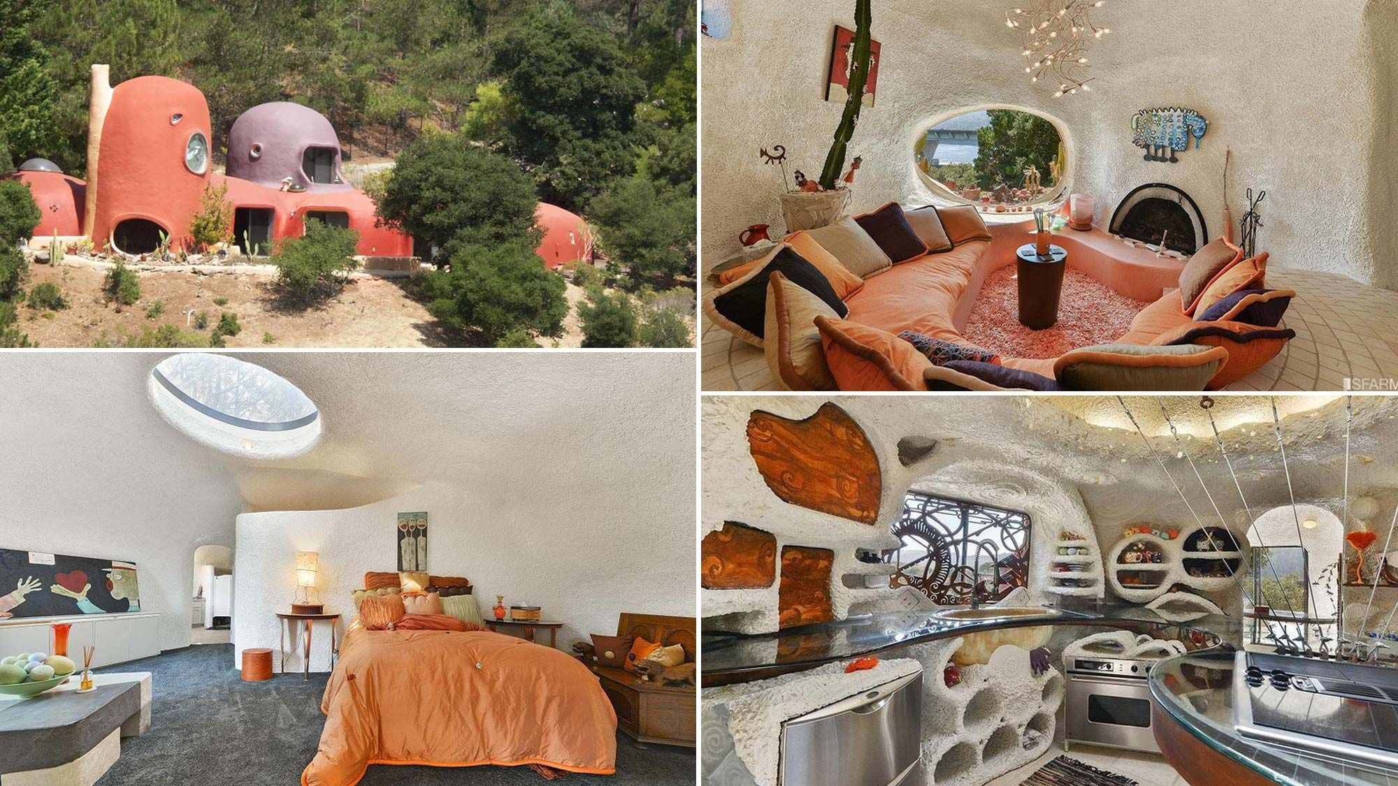 Right Out Of History Flintstone House Is The Week S Most