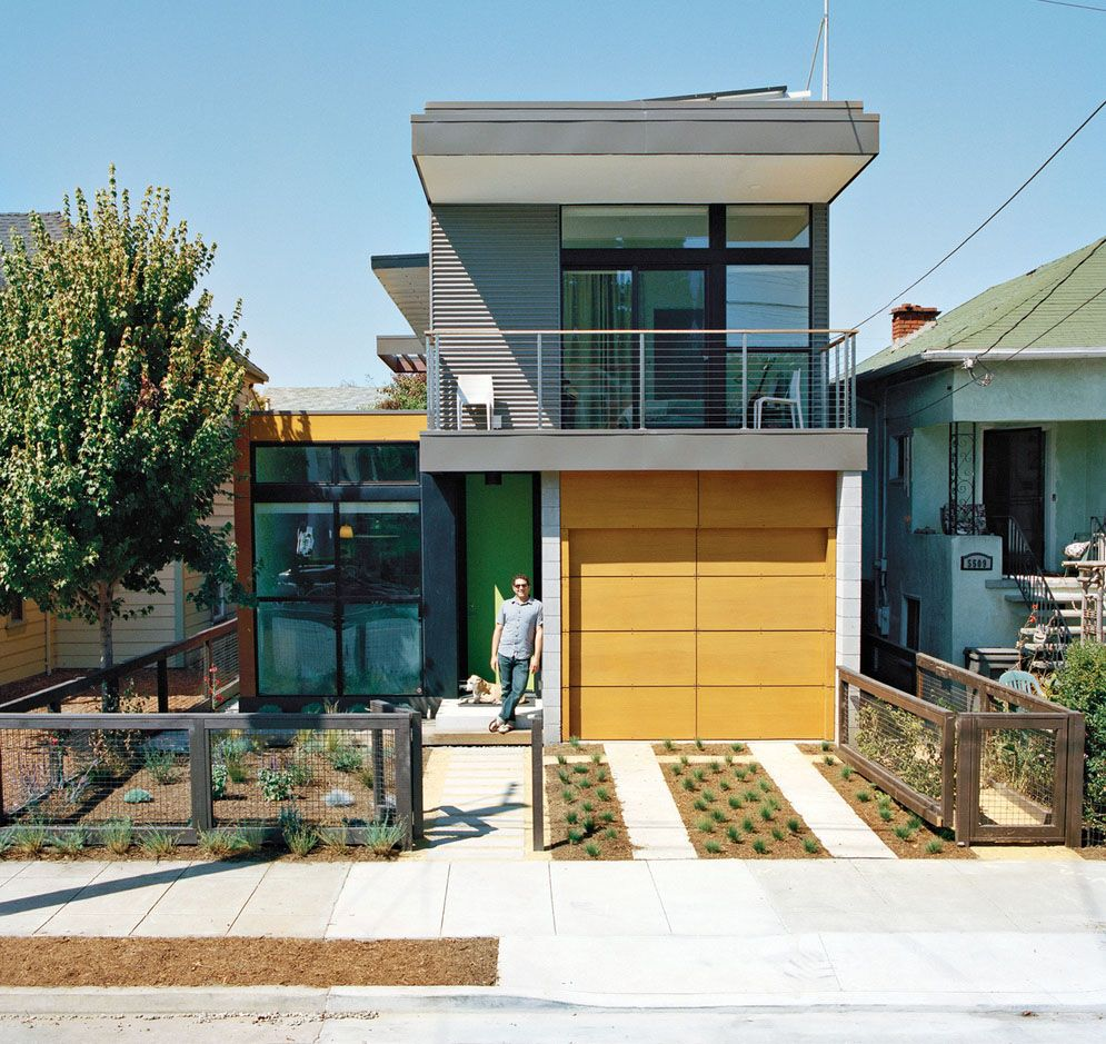 Modernist Affordable Prefab Home Architecture