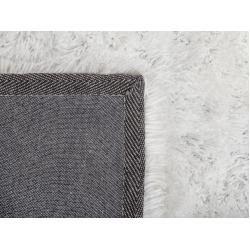Photo of Carpet white 80 x 150 cm shaggy Cide BelianiBeliani